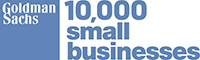 Goldman Sachs 10,000 Small Businesses Program Graduate logo